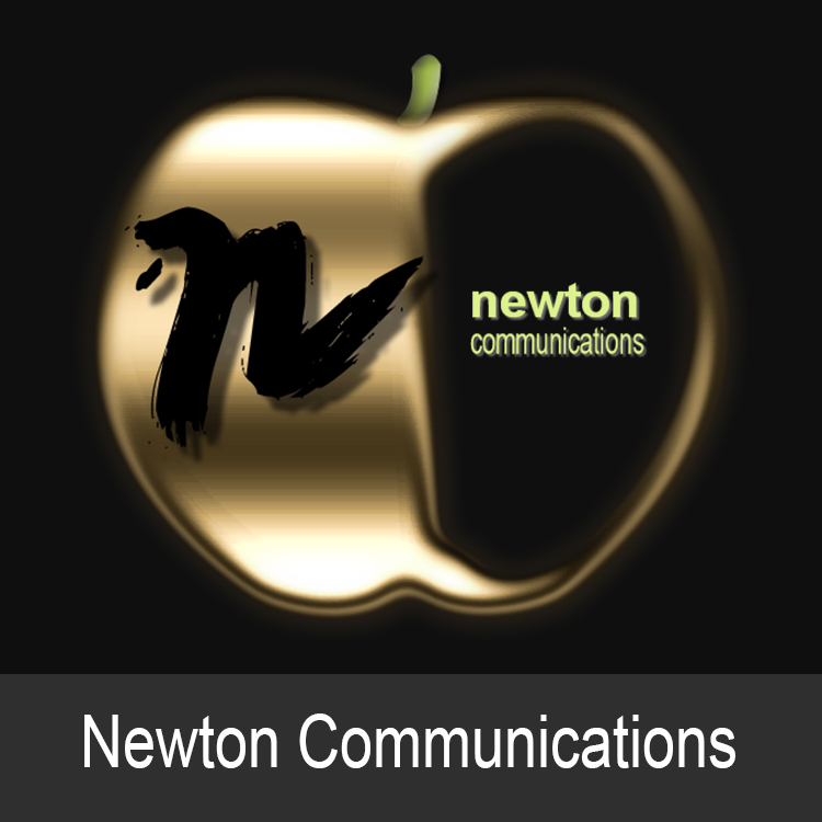 Newton Communications Designed by Candu Web Design