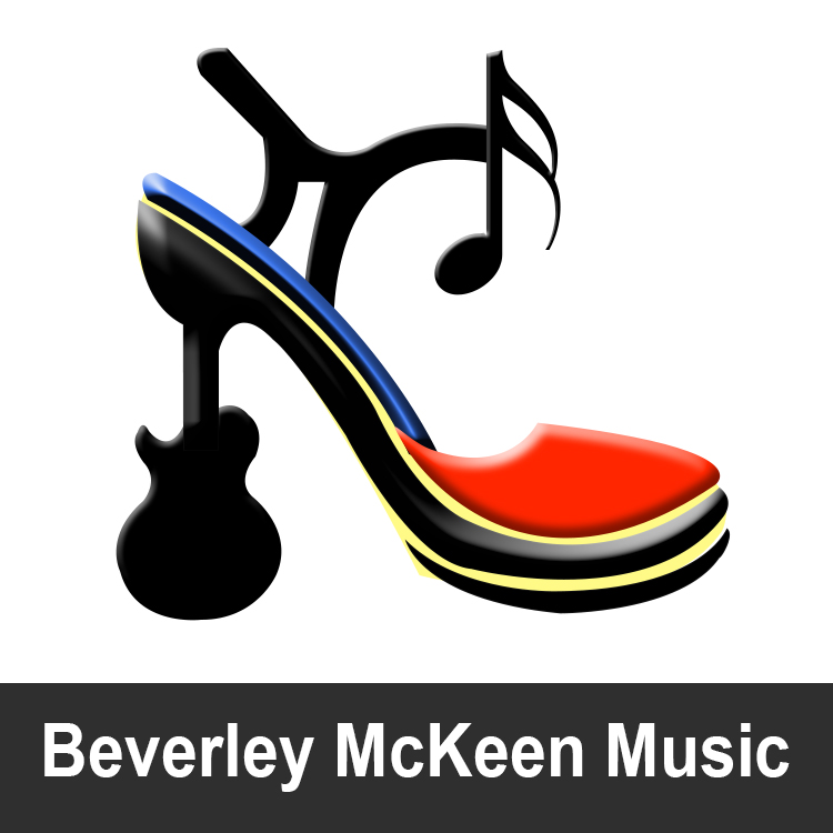 Beverley McKeen Music designed by Candu Web Design