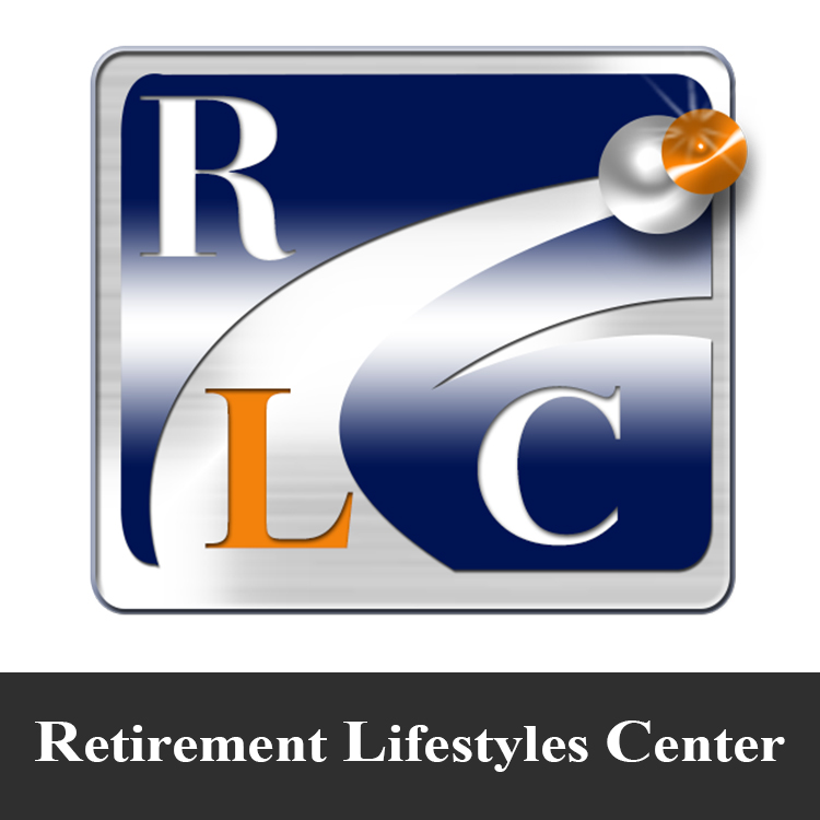 FRetirement Lifestyle Center logo designed by Candu Web Design