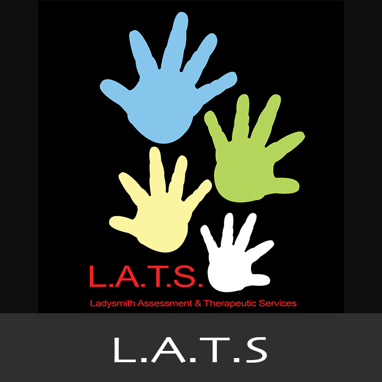 L.A.T.S. Logo Designed by Candu Web Design