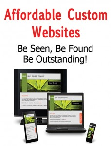 Custom designed web sites Web Design Victoria Duncan Nanaimo BC