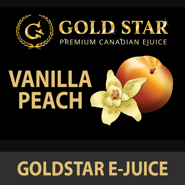 Goldstar E-juice logo designed by Candu Web Design